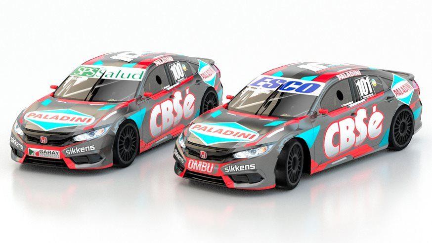Yannantuoni y Okulovich, compañeros con Honda