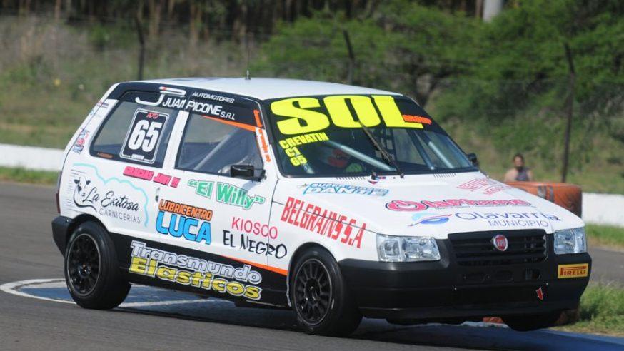 Daniel Crevatin va por el campeonato