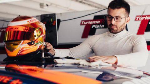 Juan Pablo Demonte cambia de auto y equipo