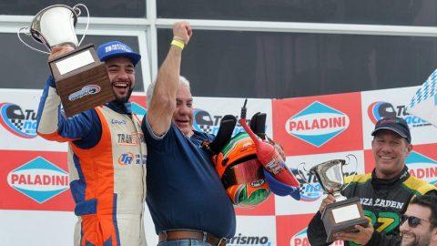 Maxi Bestani se suma al Ale Bucci Racing