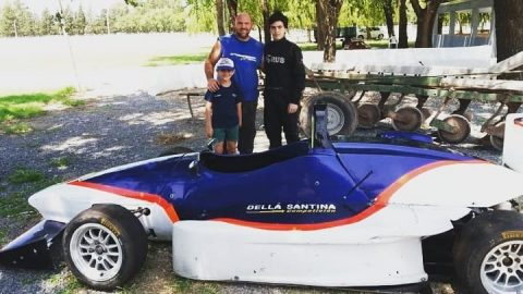 Heber Lamboglia debutará en F3