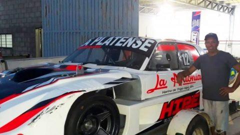 Pablo Vendrame vuelve y debuta en TC 4000