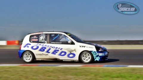 Abad Racing tiene un nuevo Clio