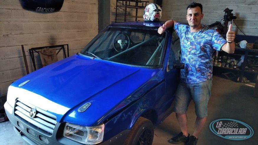 Gastón Grippo debutará en Turismo Fiat