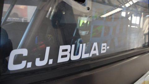 Bula mantendrá el equipo que le dio su primer triunfo