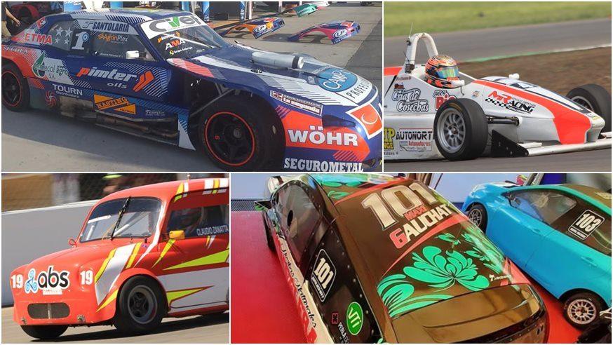 Car Show clasificó en San Jorge