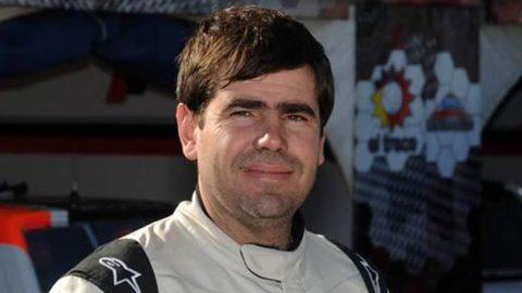Diego Casais sobre el auto campeón