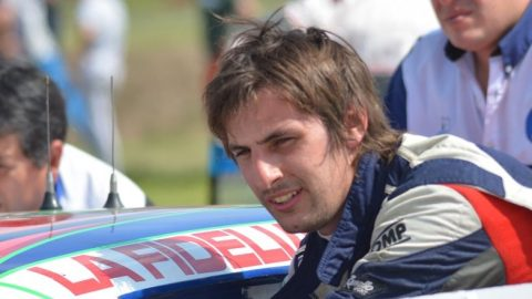 Federico Aichino debuta en TC 4000