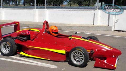 Iñaki Arrías debuta en F3