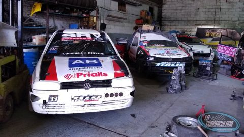 Bucci Racing trabaja en cinco autos