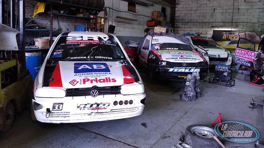 Bucci Racing trabaja en cinco autos
