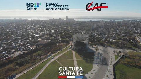 Premiación y presentación en el Museo del Deporte Santafesino