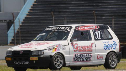 Nazareno Moscetta cambia motorista