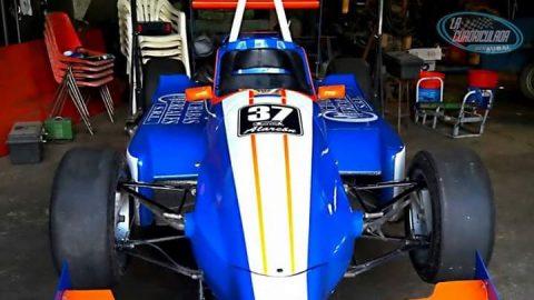 Nicolás Milquevich debutará en F3