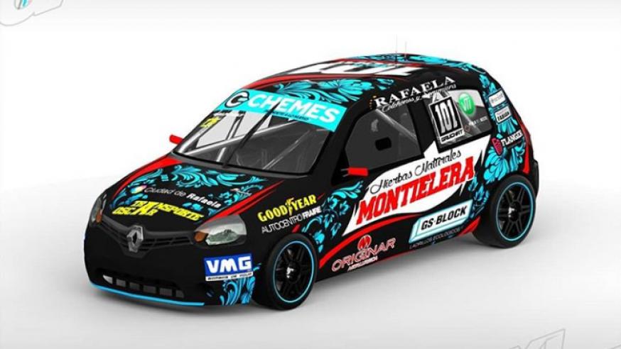Máximo Gauchat debutará en TS1800