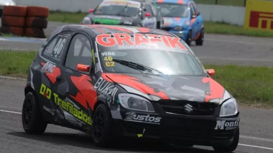 Diego Vaño inicia con Suzuki pero planea cambiar