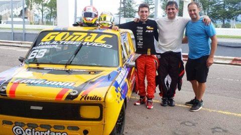 Javier Panelli nuevo piloto de la categoría escuela
