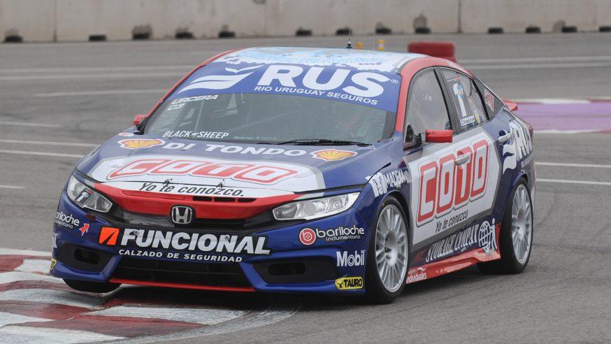 José Manuel Urcera, el más rápido