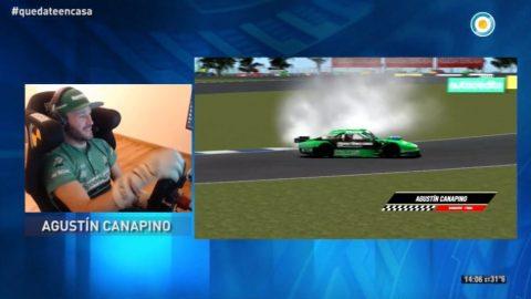 Agustín Canapino ganó el TC en Casa