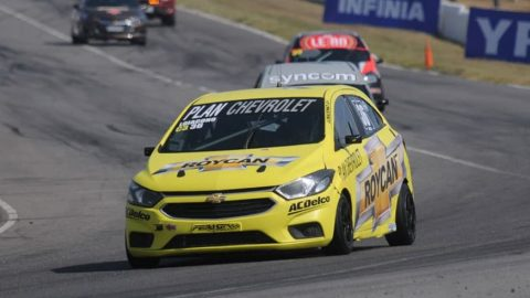 Gran resultado de Rubén Loiacono y su Chevrolet Onix
