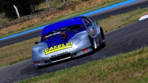 Jorge Paredes debutará en TC Pista 4000