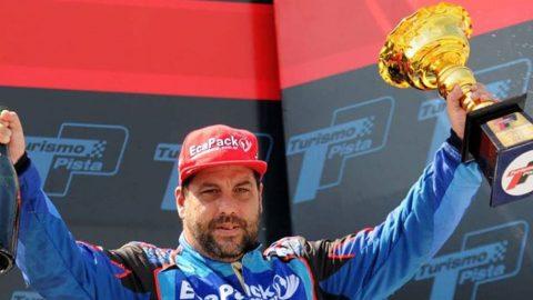 Marcos D'Agostino apunta alto pensando en la reanudación