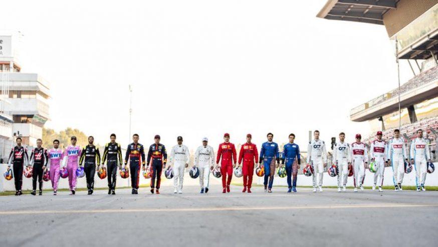Fórmula 1 oficializó su nuevo comienzo