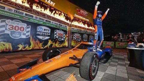 Comenzó IndyCar, con triunfo de Scott Dixon