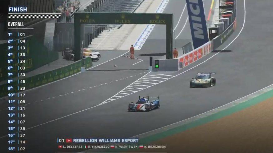 Históricas 24 Horas de Le Mans Virtual