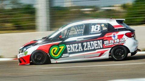 """Gabriel Scordia: """"El auto tiene un muy buen potencial"""""""