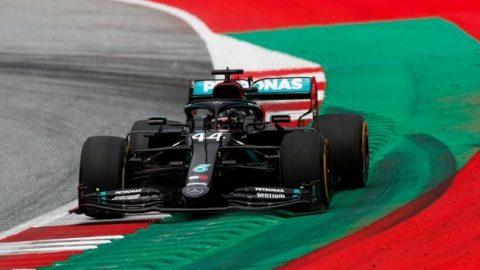 Lewis Hamilton y otra muestra de imbatibilidad