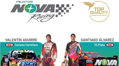 Nova Racing regresa junto al JP Carrera