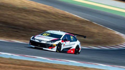 Matías Rossi inició su temporada en Stock Car