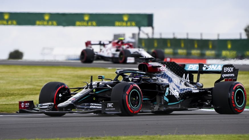 Pole número 91 para Lewis Hamilton