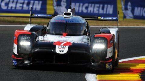 'Pechito' López ganó en Spa-Francorchamps