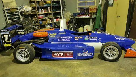 Emmanuel Saboretti espera las peñas y las carreras