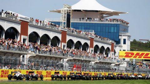 Se completa el calendario de Fórmula 1