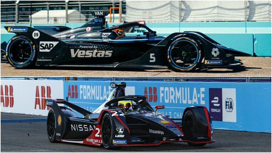 Nissan y Mercedes ganaron con todo cocinado