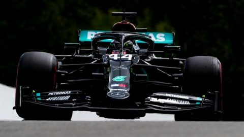Mercedes, Red Bull y Renault, protagonistas el sábado