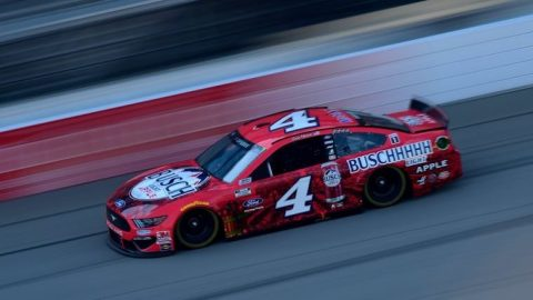 Doble triunfo para Kevin Harvick en Michigan