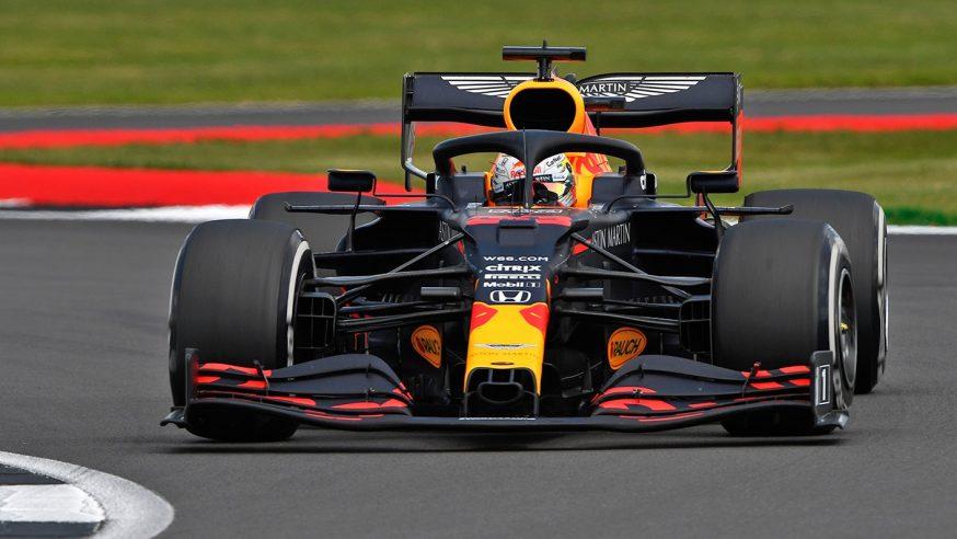 Max Verstappen aplastó a los Mercedes