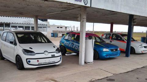 Robledo Competición probó en Marcos Juárez