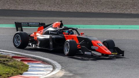 Franco Colapinto sumó en Nürburgring