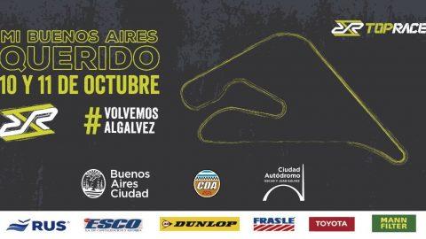 Top Race, confirmado en Buenos Aires
