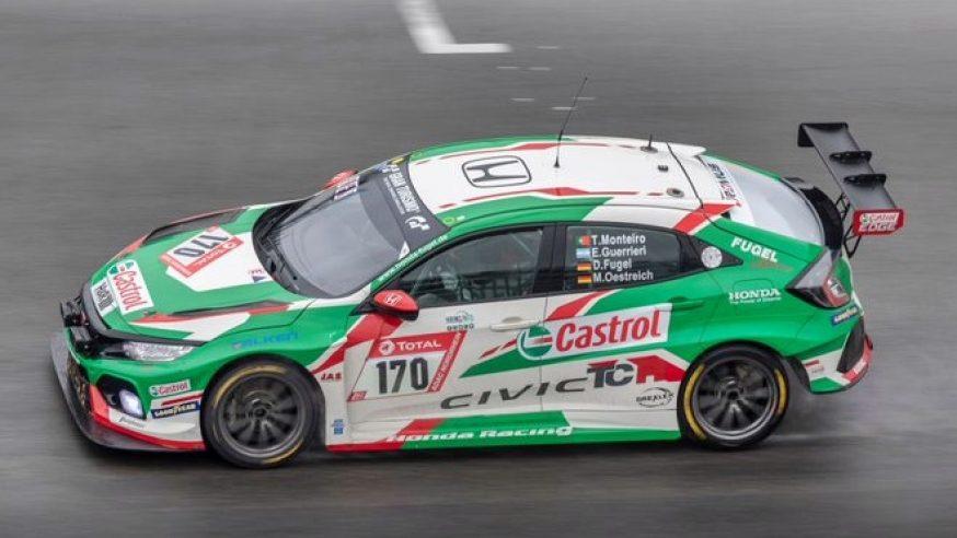 Esteban Guerrieri y otro gran triunfo en Nürburgring