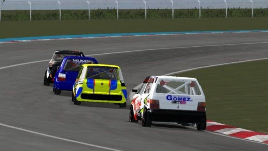 Esta noche: Carrera de pilotos invitados de Clase 2 Virtual