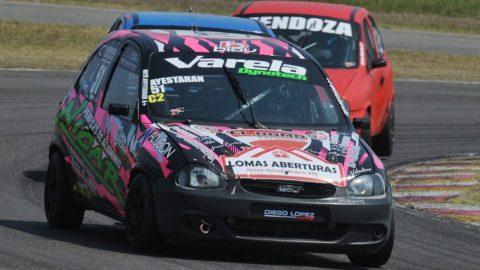 Nicolás Ayestarán se destacó en Buenos Aires