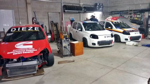 Bailone Racing Team regresa a las pistas