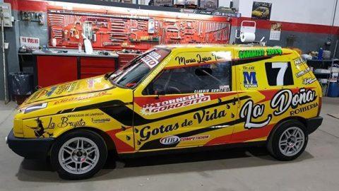 Claudio Gómez dará el presente en Marcos Juárez