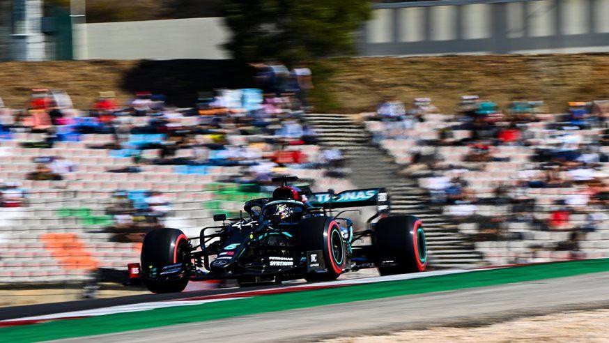 Lewis Hamilton llegó a 92